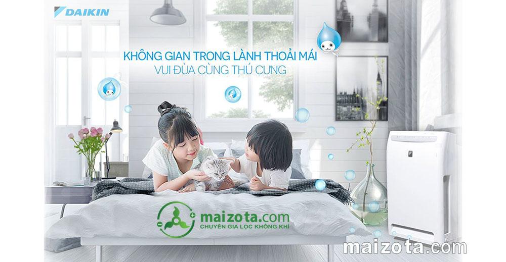 Mua máy làm sạch không khí có thể làm mất mùi không dễ chịu tại gia đình