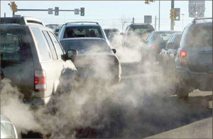 Chất độc hại trong khí thải ô tô
