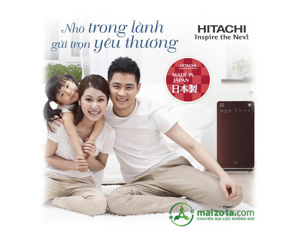 Máy lọc không khí Hitachi
