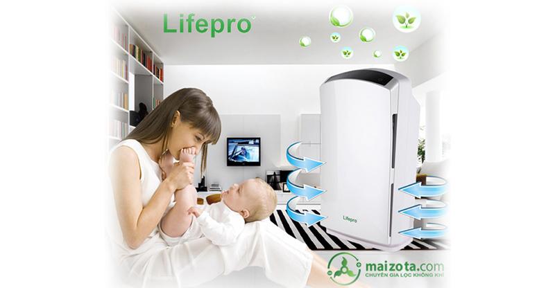 Máy lọc không khí Lifepro