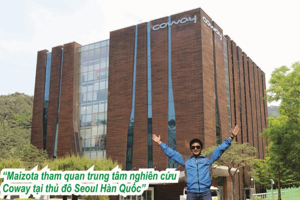 Trung tâm nghiên cứu Coway-Seoul-Korea