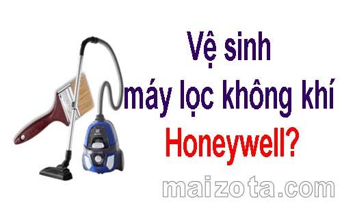 cach-ve-sinh-may-loc-khong-khi-honeywell